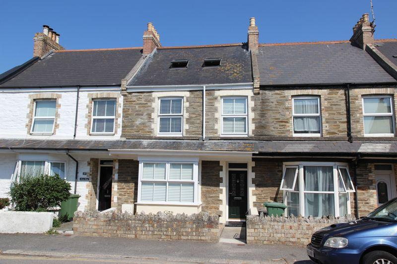 5 Bedrooms Terraced House for sale in Jubilee Street, Newquay