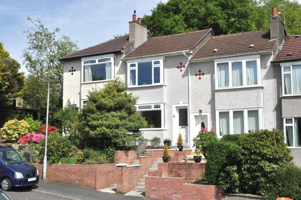 3 Bedrooms Terraced House for sale in Dougalston Gardens South, Milngavie, East Dunbartonshire, G62 6HT