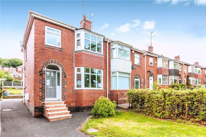 3 Bedrooms Semi Detached House for sale in Upper Wortley Road, Kimberworth, Rotherham