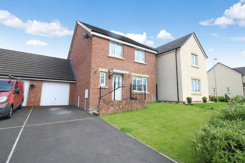 4 Bedrooms Detached House for sale in Westfield Way, Malpas, Newport