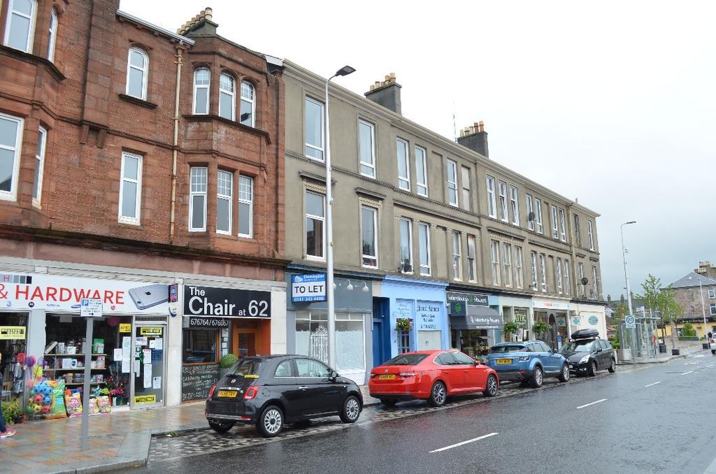 1 Bedroom Flat for sale in West Princes Street, Flat 2/2, Helensburgh, Argyll Bute, G84 8UG
