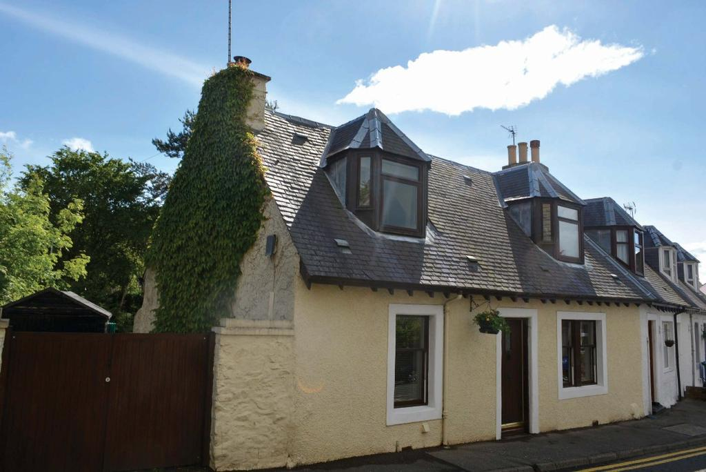 2 Bedrooms End Of Terrace House for sale in 6 St Ninians Road, Cambusbarron , Stirling , FK7 9NU