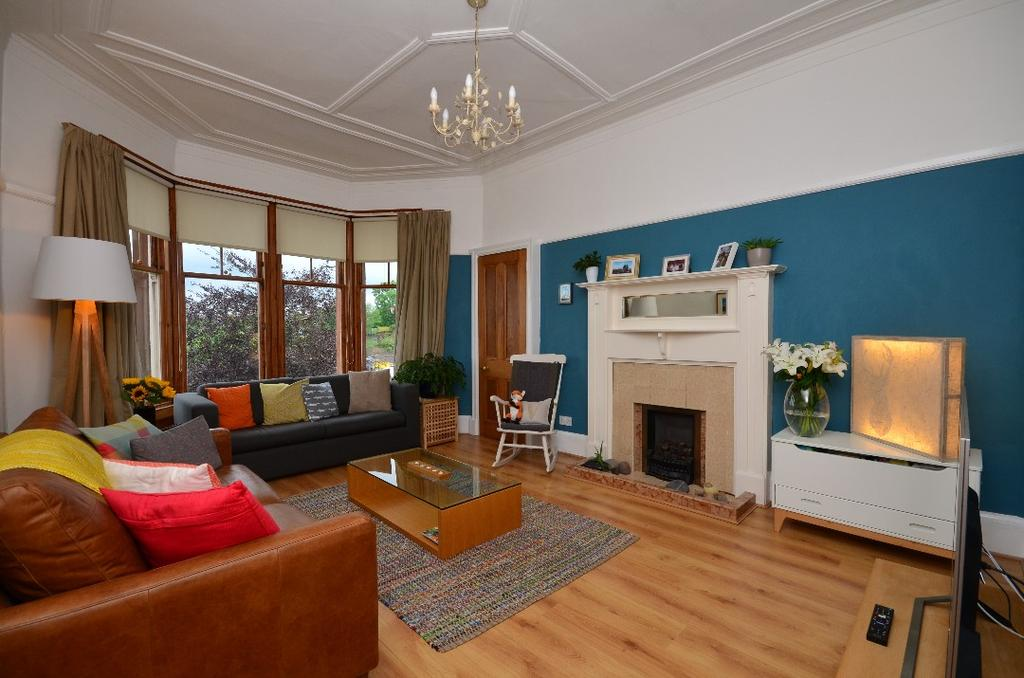 1 Bedroom Flat for sale in Woodcroft Avenue , 3/2 , Broomhill, Glasgow, G11 7HX