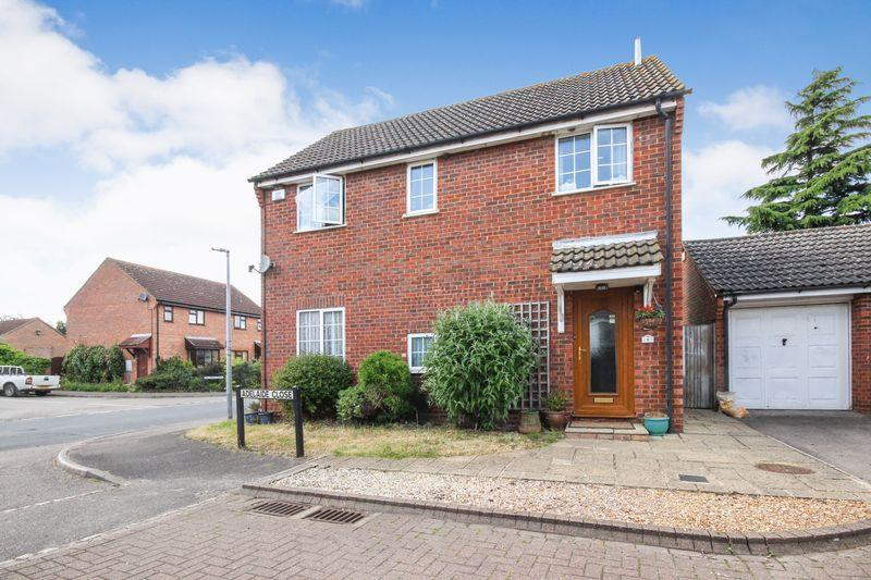 3 Bedrooms Detached House for sale in Adelaide Close, Houghton Conquest