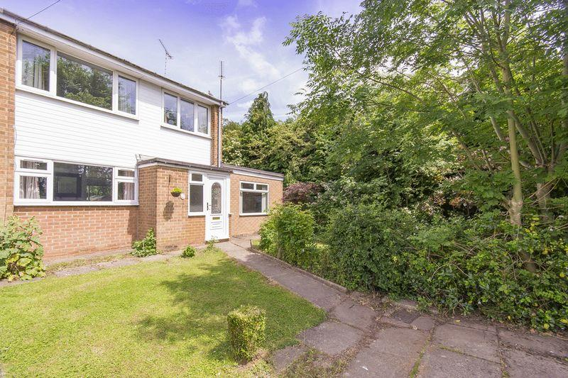 3 Bedrooms Terraced House for sale in WILLETTS ROAD, CHADDESDEN