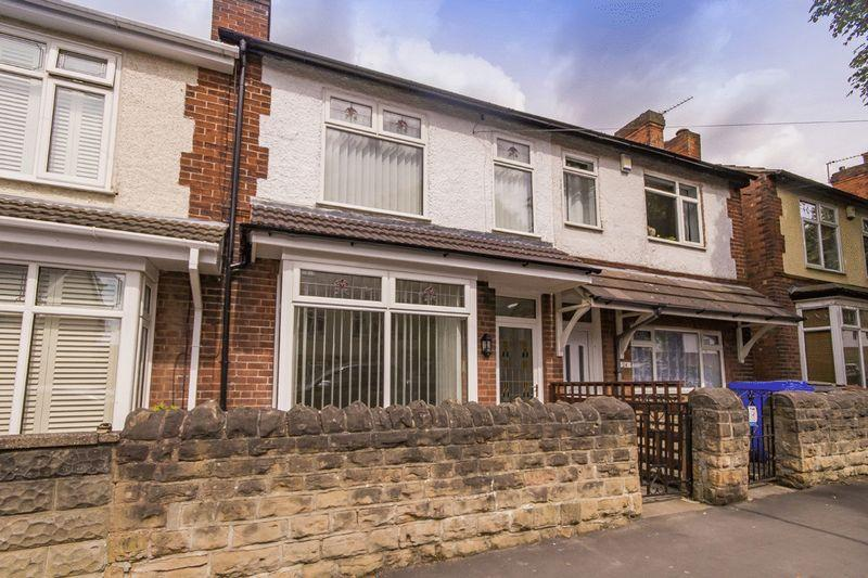 3 Bedrooms Terraced House for sale in NEW LAWN ROAD, ILKESTON