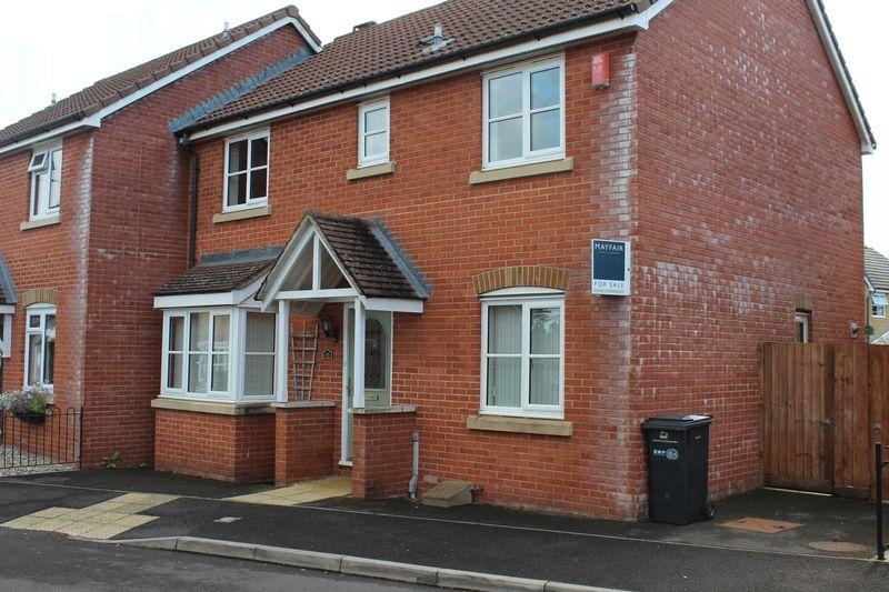 4 Bedrooms Semi Detached House for sale in Adams Meadow, Ilminster