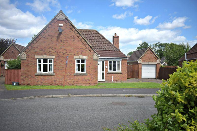 3 Bedrooms Detached Bungalow for sale in Chestnut Way, Goxhill