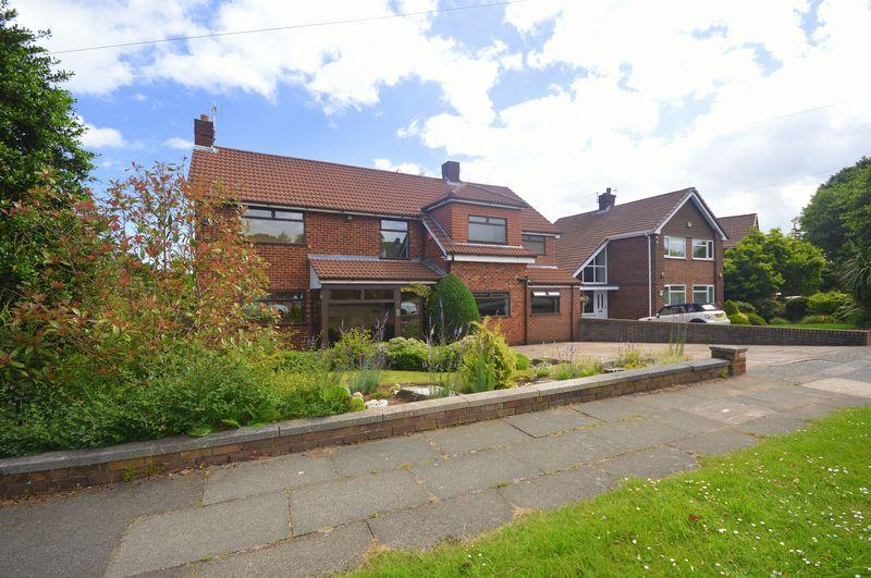 5 Bedrooms Detached House for sale in Rockbourne Avenue, Woolton