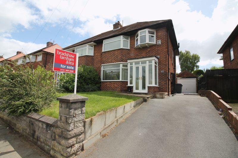 3 Bedrooms Semi Detached House for sale in Holm Lane, Prenton