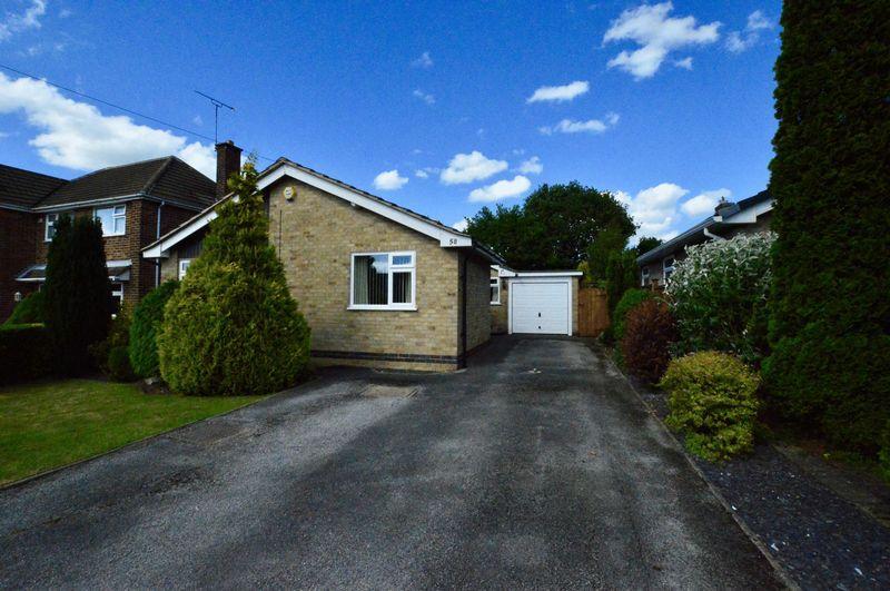 3 Bedrooms Bungalow for sale in St Davids Crescent, Coalville