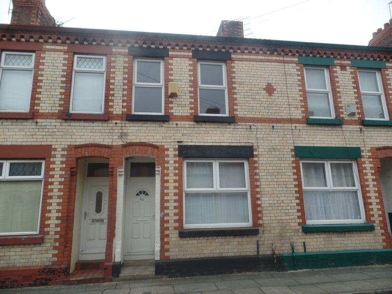2 Bedrooms Terraced House for sale in 42 Clifton Street, Liverpool