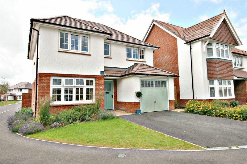 4 Bedrooms Detached House for sale in Brickworks Road, Bridgwater