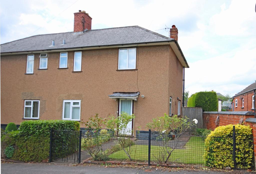 3 Bedrooms Semi Detached House for sale in Oatleys Road, Ledbury, HR8