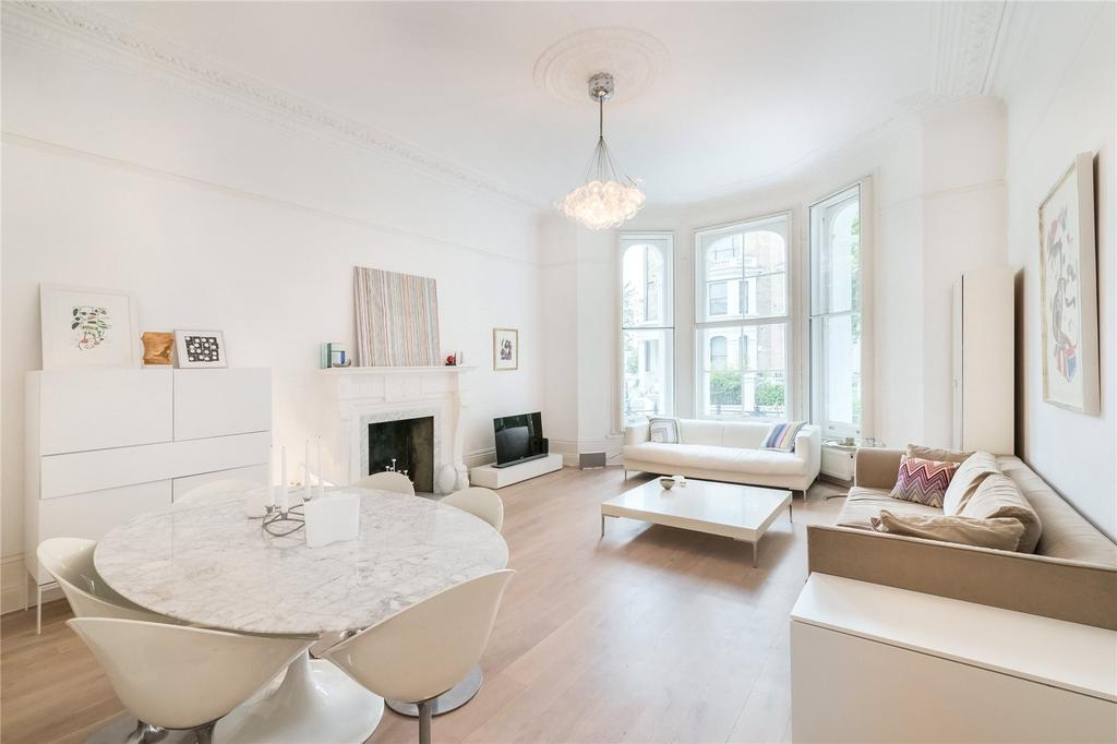 2 Bedrooms Unique Property for sale in Redcliffe Gardens, London, SW10