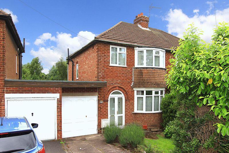 3 Bedrooms Semi Detached House for sale in CLAREGATE, Blakeley Avenue