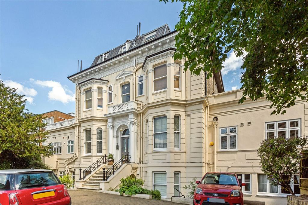 2 Bedrooms Flat for sale in Putney Hill, Putney, London, SW15