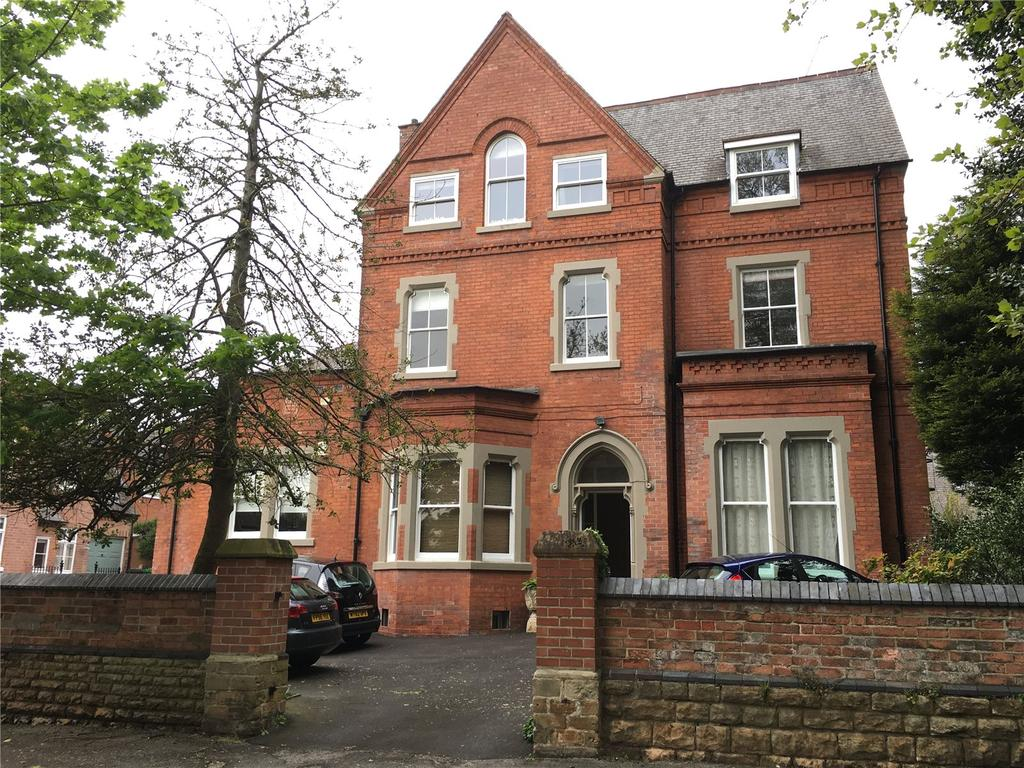 3 Bedrooms Flat for sale in Lenton Avenue, Nottingham, Nottinghamshire, NG7