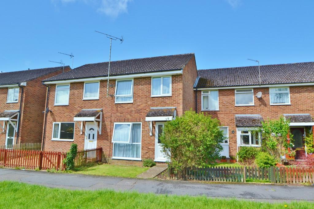 3 Bedrooms Terraced House for sale in Verwood