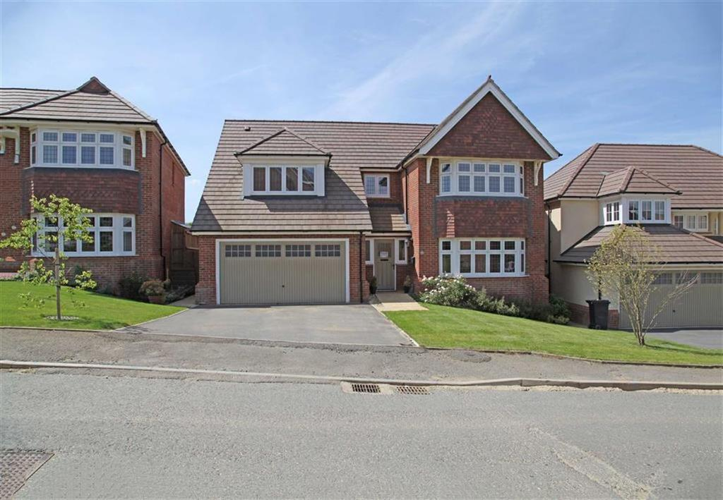 5 Bedrooms Detached House for sale in Page Road, Market Harborough