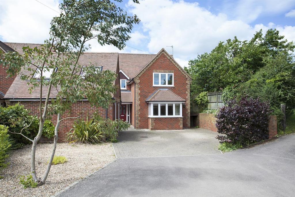 5 Bedrooms Detached House for sale in Wood End, Little Horwood, Milton Keynes