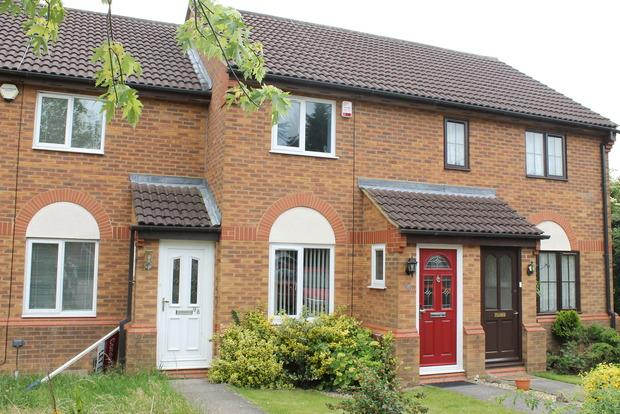 2 Bedrooms Terraced House for sale in Cromer Way, Luton, LU2