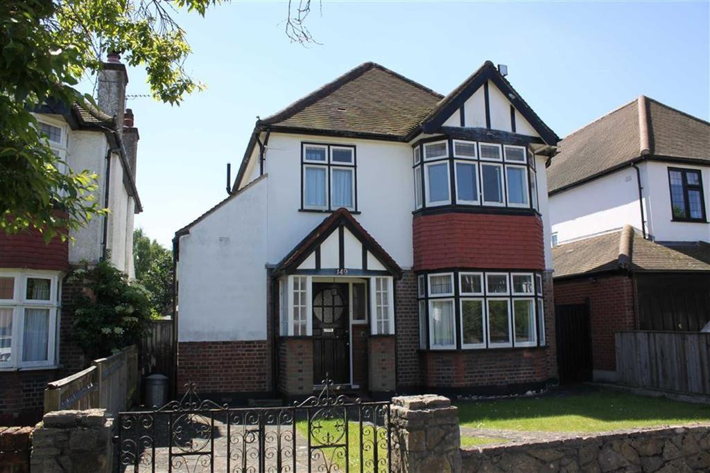 3 Bedrooms Detached House for sale in Kingsway, Petts Wood East