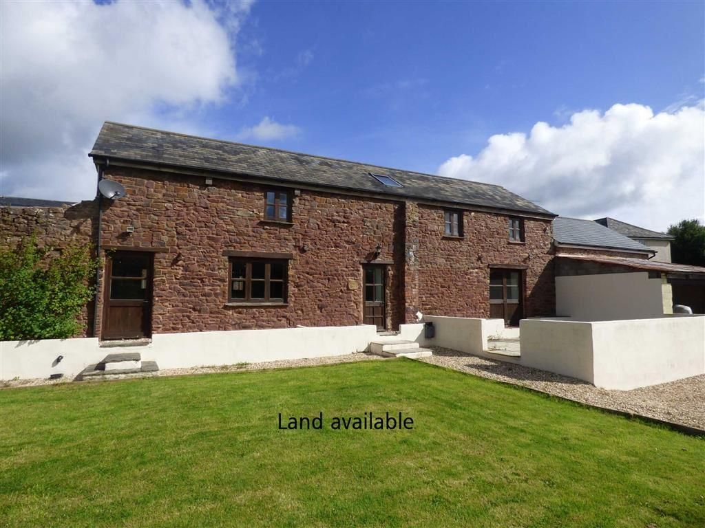 4 Bedrooms Detached House for sale in Hollyford Farm, Stockleigh English, Crediton, Devon, EX17