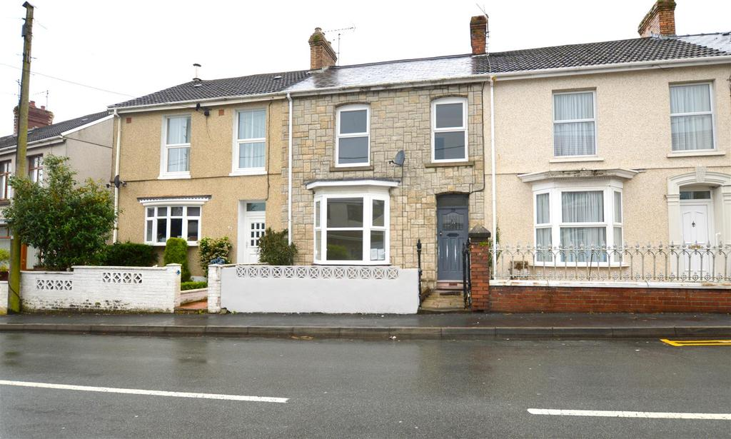 4 Bedrooms Terraced House for sale in Stepney Road, Burry Port