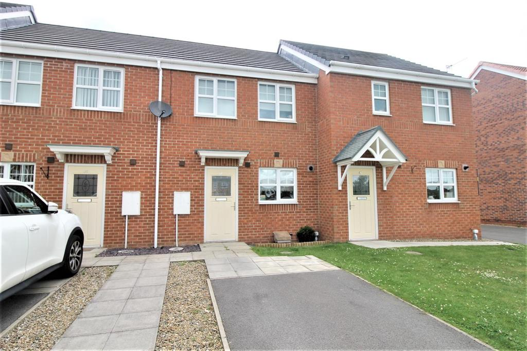 2 Bedrooms Terraced House for sale in Edison Drive, Stockton-On-Tees