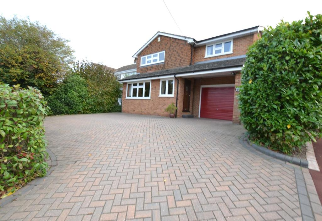 5 Bedrooms Detached House for sale in Mountnessing Road, Billericay, Essex, CM12