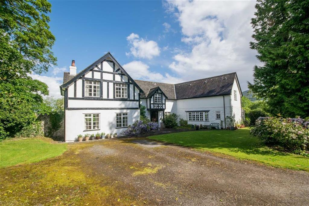 5 Bedrooms Detached House for sale in Llanrhydd, Ruthin