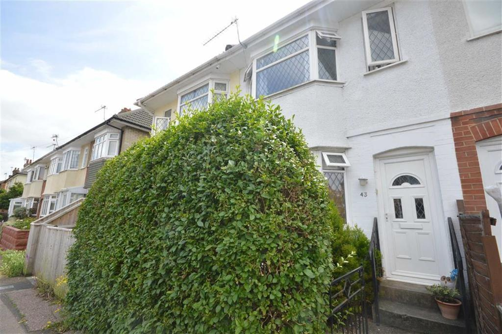 2 Bedrooms Terraced House for sale in Calvin Road, Bournemouth, Dorset, BH9