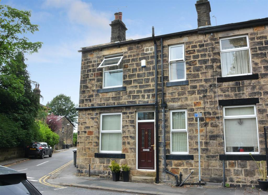 2 Bedrooms End Of Terrace House for sale in Clarence Road, Horsforth