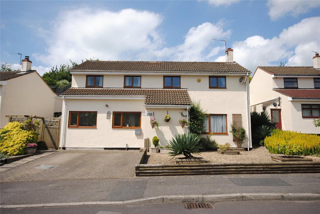 4 Bedrooms Detached House for sale in Market Place, WINFORD, Bristol, BS40