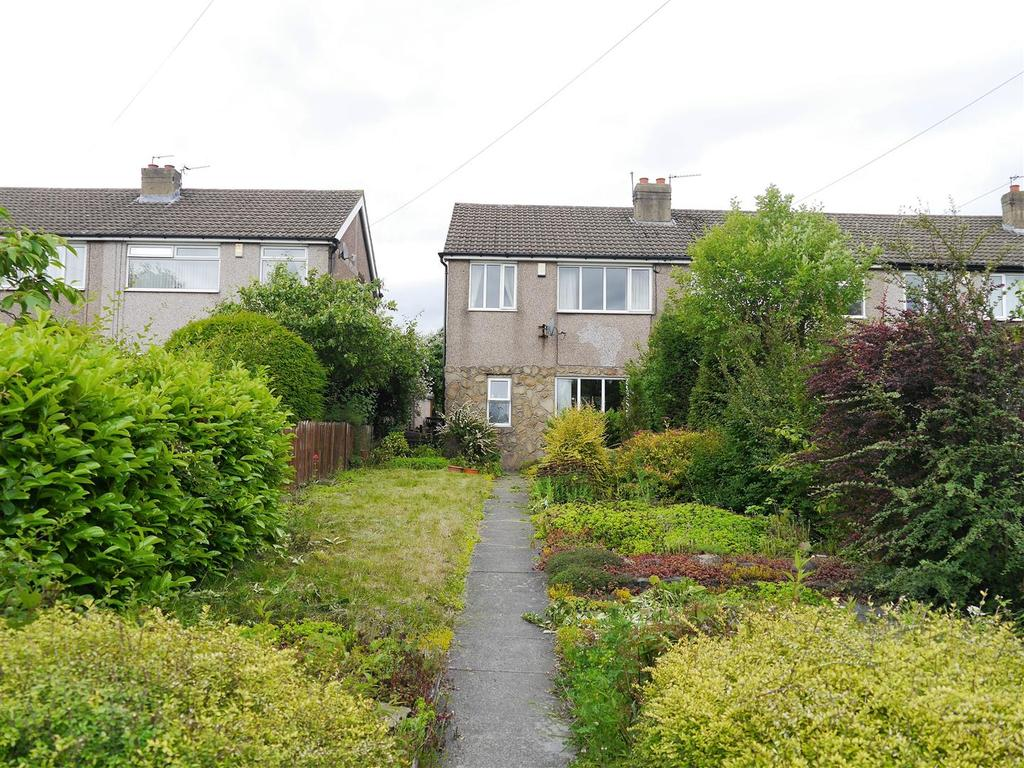 3 Bedrooms End Of Terrace House for sale in Cleckheaton Road, Low Moor, Bradford, BD12 0HS