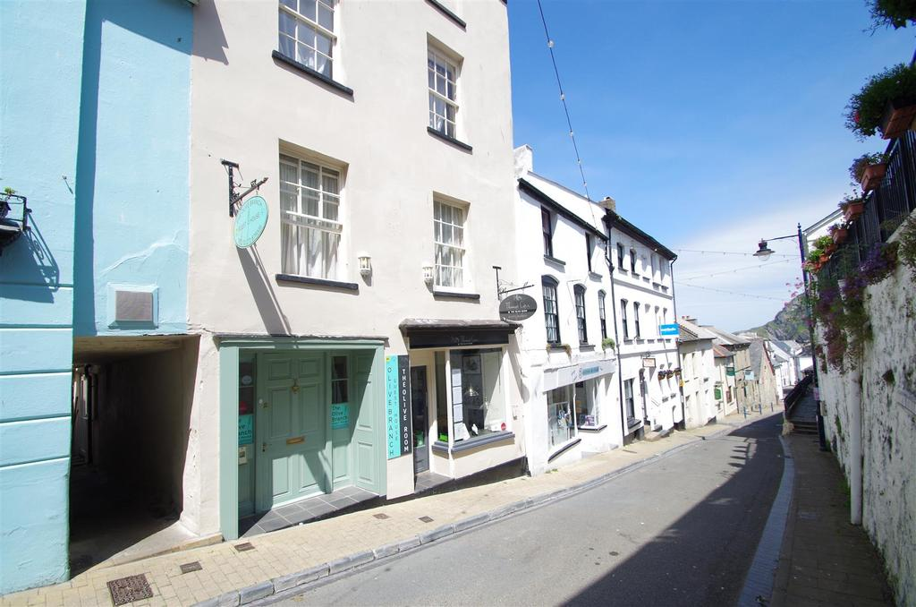 1 Bedroom Apartment Flat for sale in Fore Street, Ilfracombe