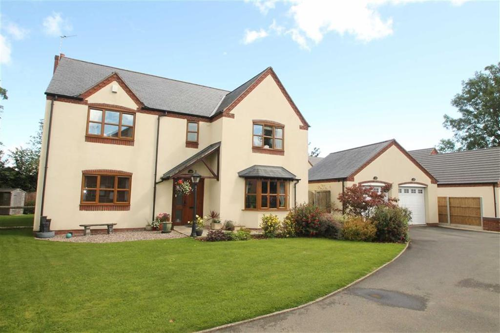 5 Bedrooms Detached House for sale in Inch Murrin, St Martins