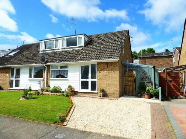 3 Bedrooms Semi Detached House for sale in Coppice Close, Banbury, Banbury
