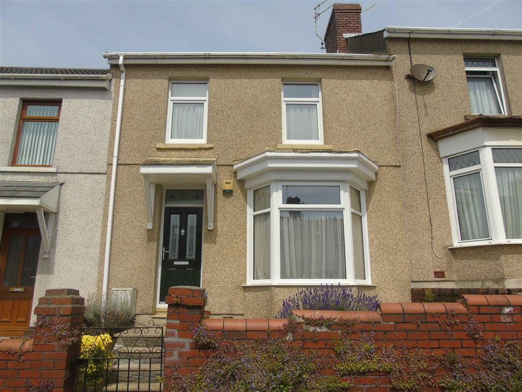 3 Bedrooms Terraced House for sale in Tyisha Road, Llanelli