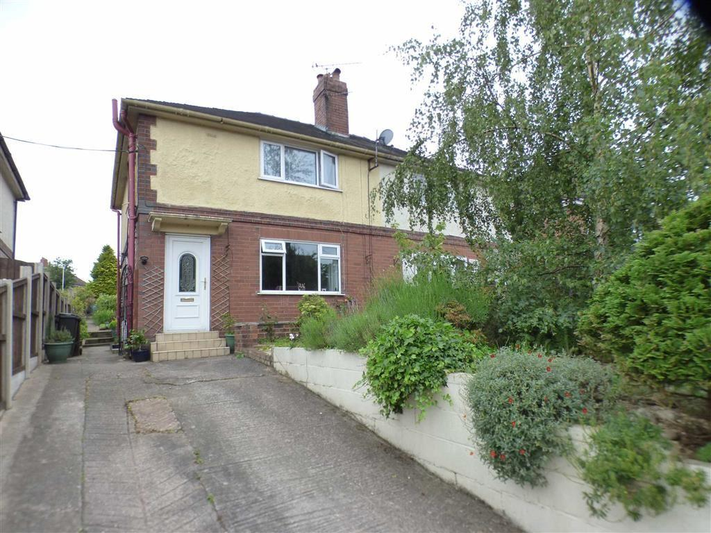 3 Bedrooms Semi Detached House for sale in 9, Vicarage Road, Upper Tean