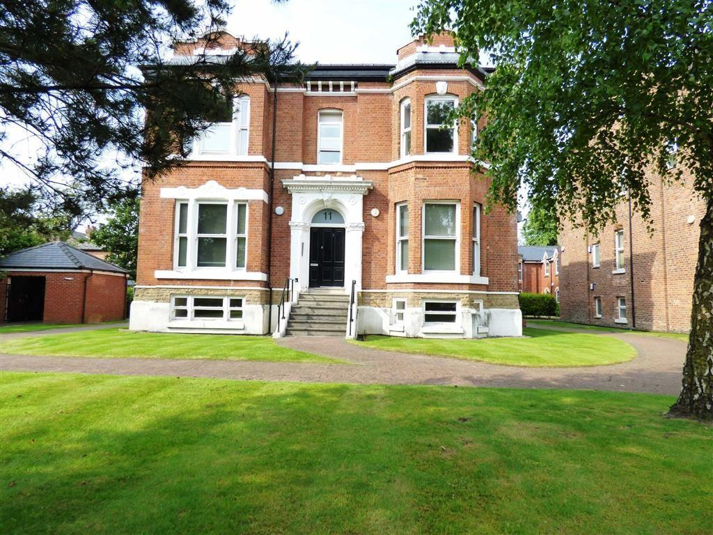 2 Bedrooms Flat for sale in Mauldeth Court, Withington, Manchester, M20