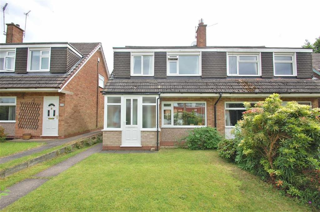 3 Bedrooms Semi Detached House for sale in Princes Walk, Bramhall, Cheshire