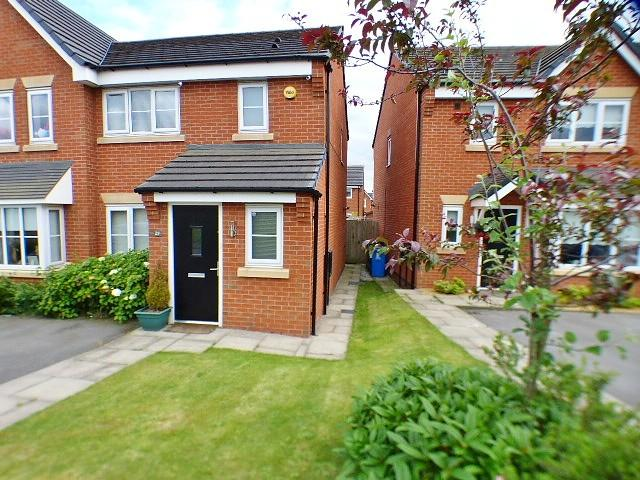 3 Bedrooms House for sale in Shackleton Avenue, Widnes