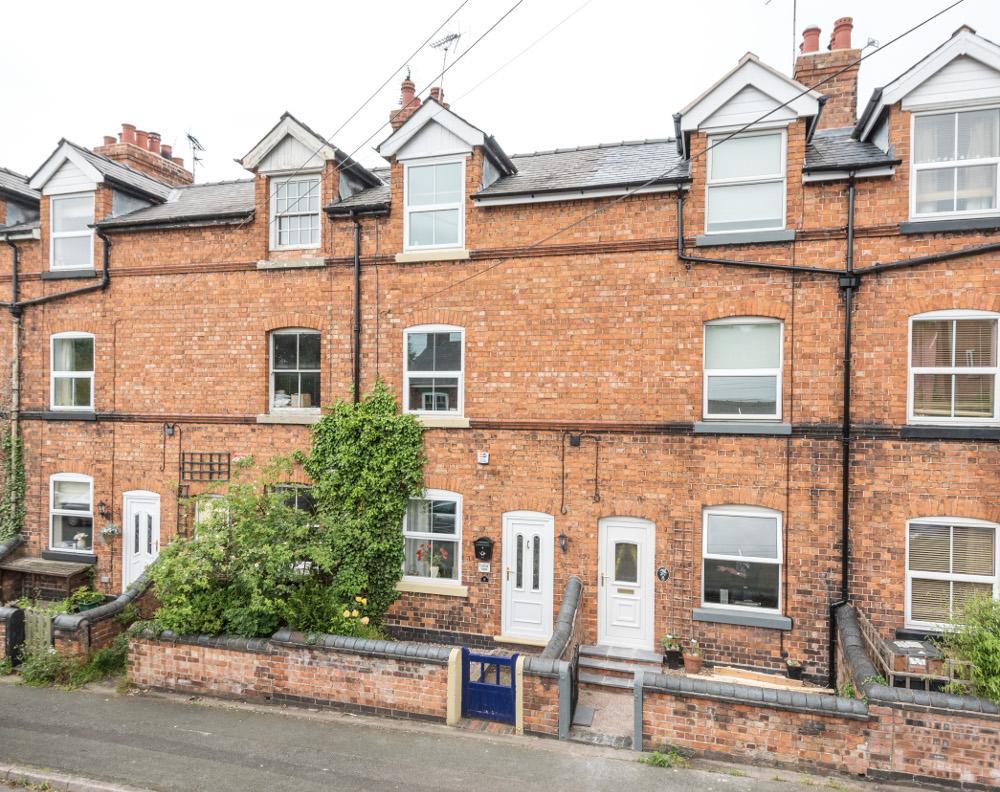 2 Bedrooms Terraced House for sale in Barbridge, Nantwich CW5 6BB