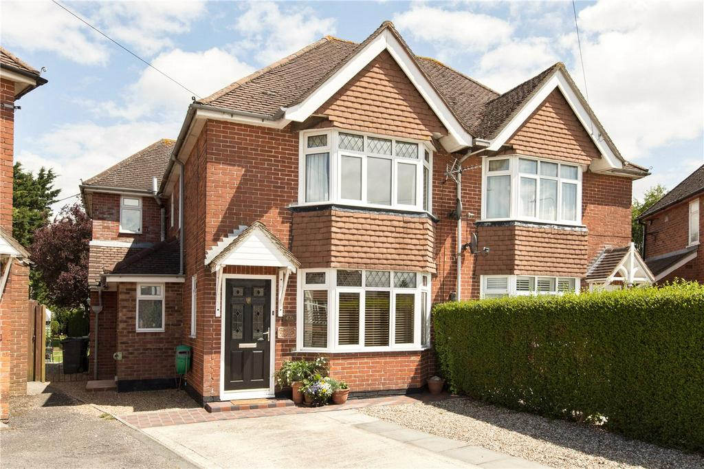 2 Bedrooms Semi Detached House for sale in Bath Road, Thatcham, Berkshire, RG18