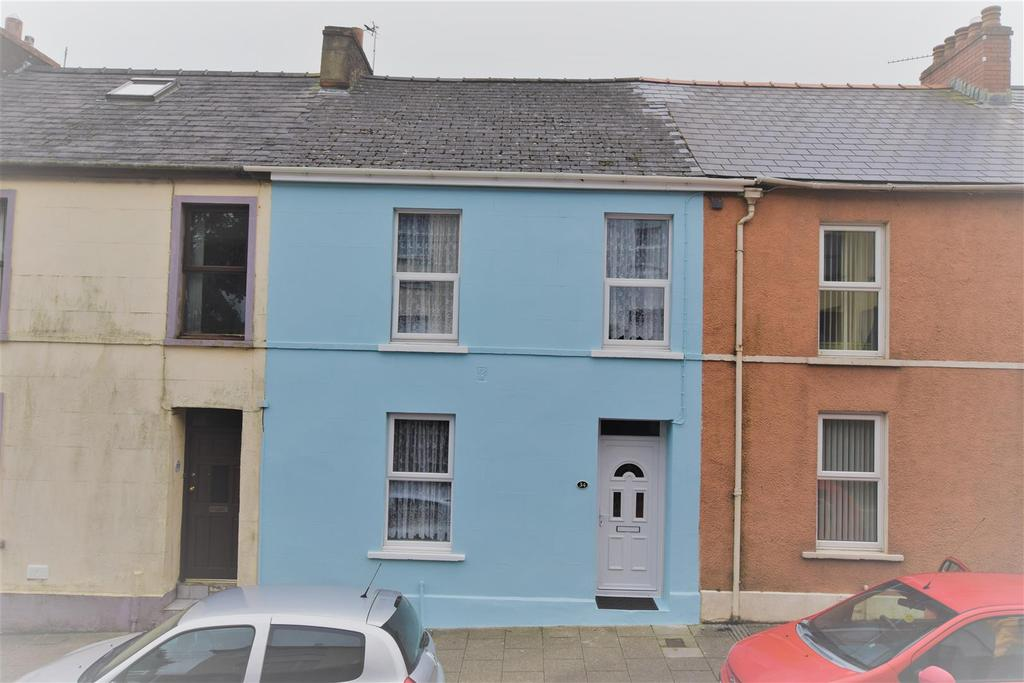 3 Bedrooms Terraced House for sale in Barn Street, Haverfordwest