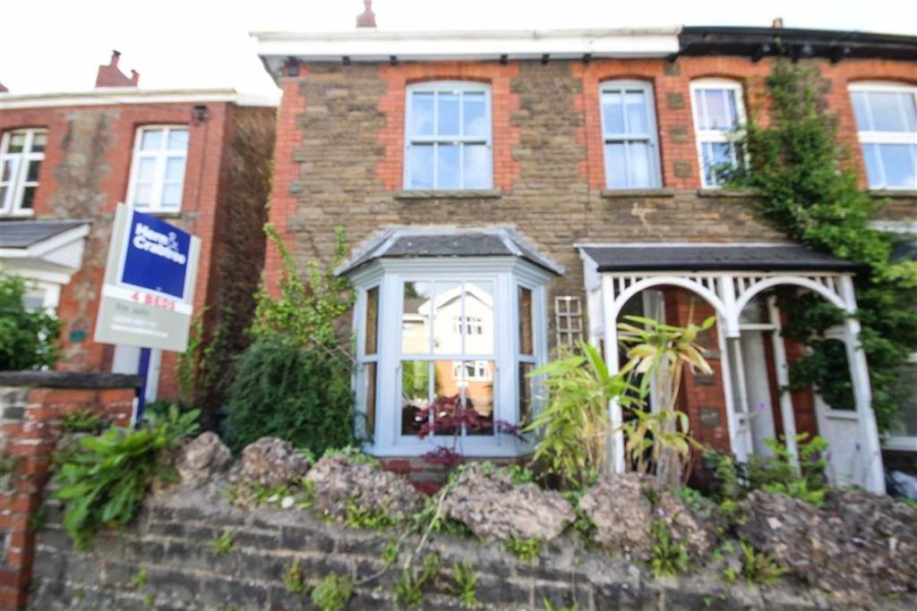 4 Bedrooms Semi Detached House for sale in Mill Road, Cardiff