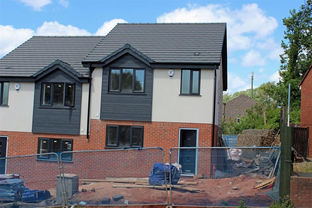 3 Bedrooms Semi Detached House for sale in Doulton development, Doulton Road, Rowley Regis