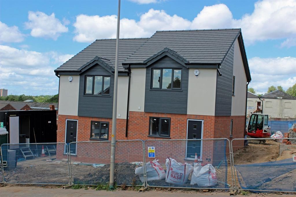 2 Bedrooms Semi Detached House for sale in Doulton Development, Doulton Road, Rowley Regis